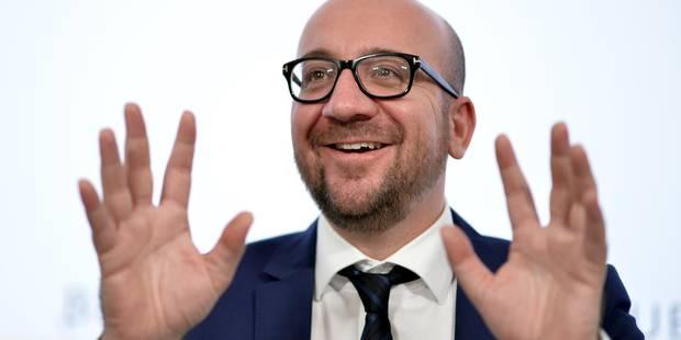 """Charles Michel sur le vote à la CSC: """"Un pas supplémentaire vers la paix sociale"""" - La Libre"""