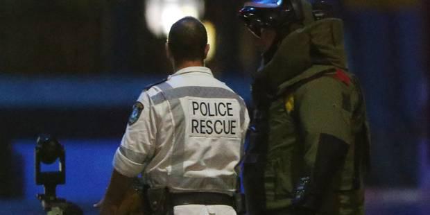 La police australienne annonce avoir déjoué un attentat terroriste à Sydney - La Libre