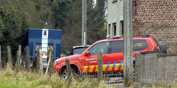 Trois fillettes décèdent dans un incendie à Lennik: la mère va être entendue par le juge - La Libre