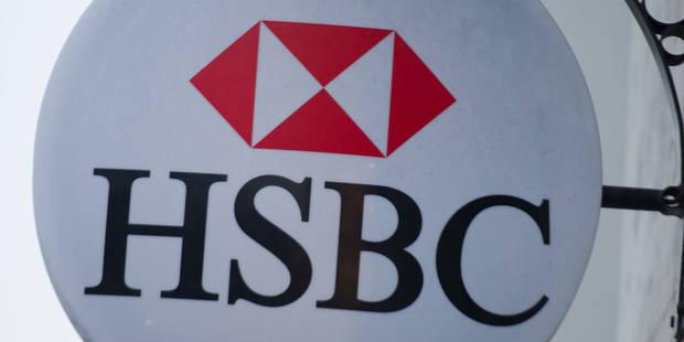 SwissLeaks : aucun mandat d'arrêt à l'encontre des dirigeants de la banque HSBC - La Libre