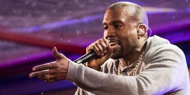 Kanye West veut que les Grammys tiennent compte des ventes - La Libre