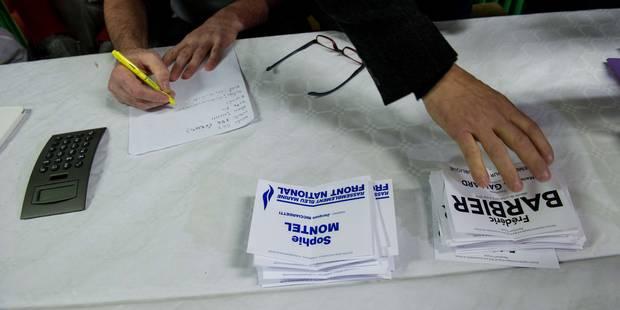 Doubs: la moitié des électeurs UMP ont voté FN au second tour - La Libre