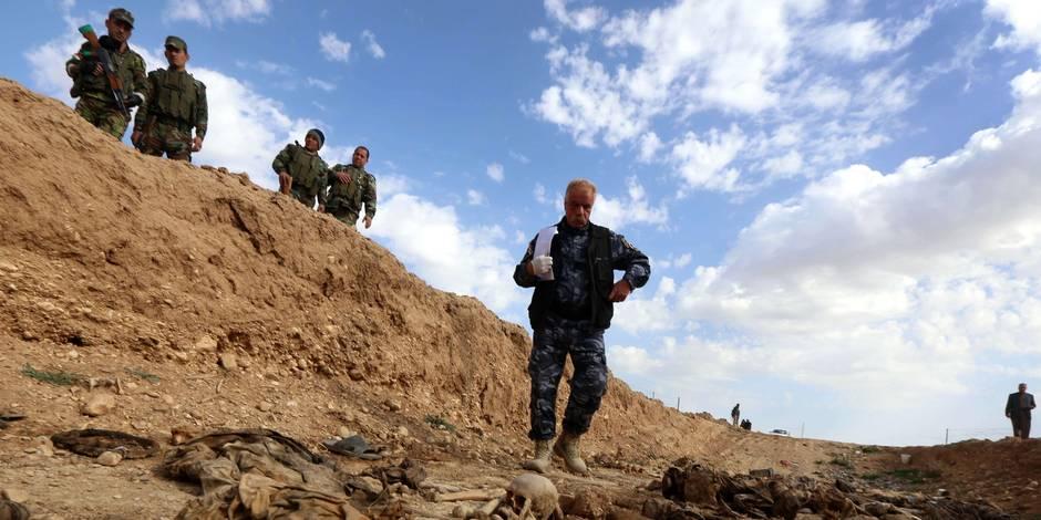 Irak: l'EI contrôle en partie la ville d'Al-Baghdadi, près d'une base abritant des soldats américains