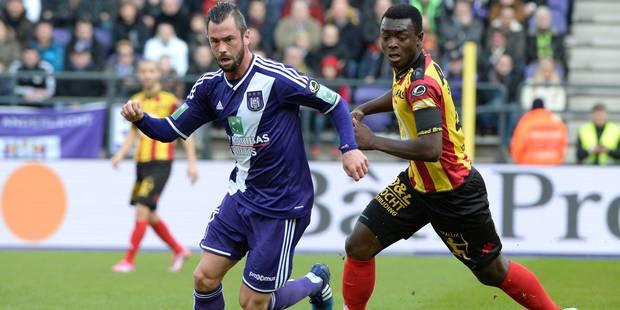 Anderlecht rattrapé sur le fil par Malines (1-1) - La Libre