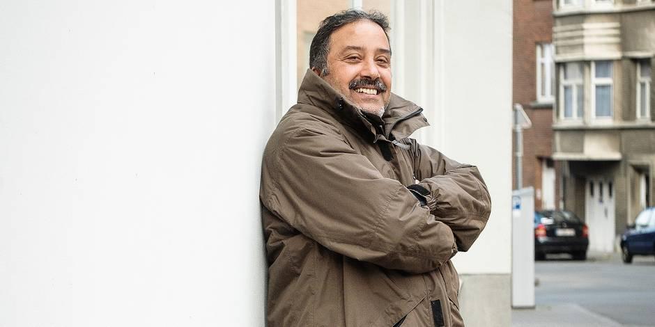 Agent de police, Hamid Benichou raconte l'ascension du communautarisme à Bruxelles