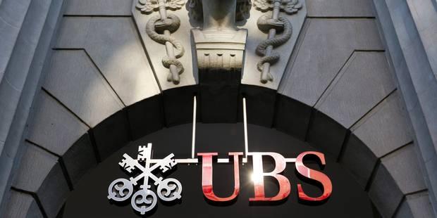 Evasion fiscale: mandat d'arrêt pour trois ex-dirigeants d'UBS en Suisse - La Libre