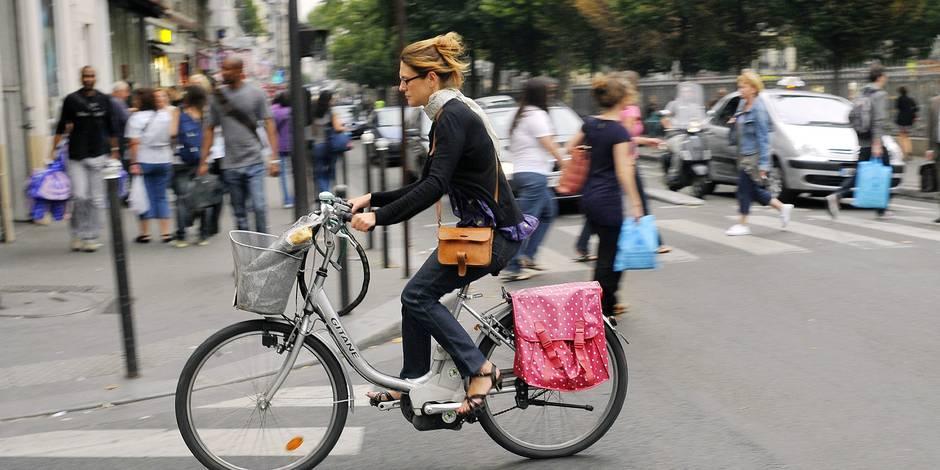 Les vélos électriques peuvent se révéler dangereux - La Libre