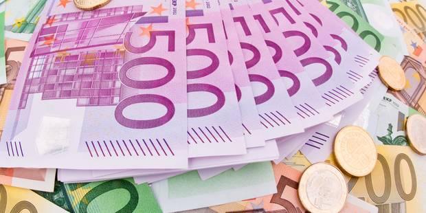 Le cap des paiements en cash maintenu à 3 000 €? - La Libre