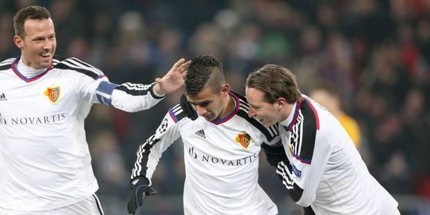 Bâle et Porto se neutralisent (1-1) - La Libre