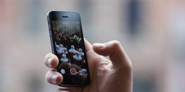 Les smartphones ont cartonné en 2014, au détriment des tablettes - La Libre
