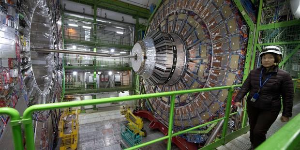 Au Cern, un nouveau jouet et cinq espoirs pour les physiciens - La Libre