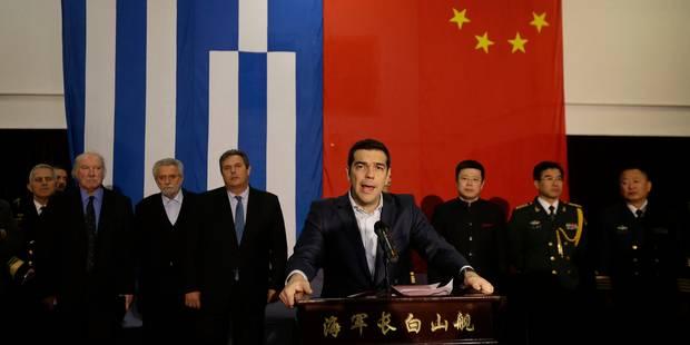 Aide à la Grèce : entretiens téléphoniques Tsipras avec Merkel, Hollande - La Libre