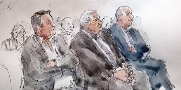 """Procès du Carlton de Lille : les amis de l'ex-chef du FMI """"sont des simples clients de la prostitution"""" - La Libre"""