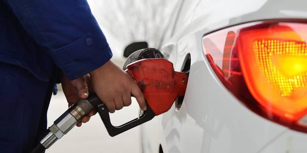 Le prix maximum du diesel repart à la baisse - La Libre