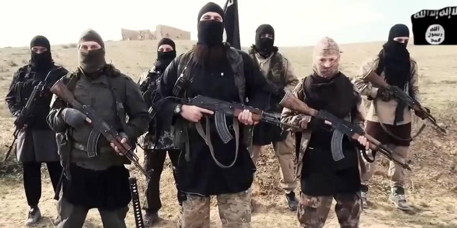 L'EI diffuse une vidéo montrant des peshmergas dans des cages