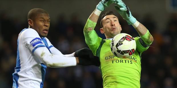 Anderlecht l'emporte 0-1 à Genk et fonce sur le Club de Bruges au classement général - La Libre