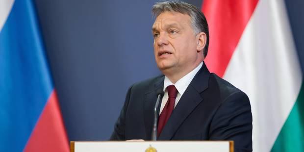 Coup de semonce électoral pour Viktor Orban en Hongrie - La Libre