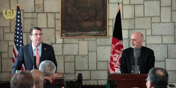 """Etat islamique: le chef du Pentagone promet aux djihadistes une """"défaite irréversible"""" - La Libre"""