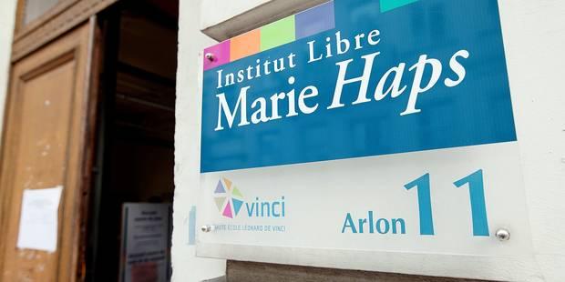 L'UCL et Saint-Louis cooptent Marie Haps - La Libre