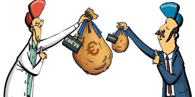 L'interminable discussion sur les coûts salariaux - La Libre