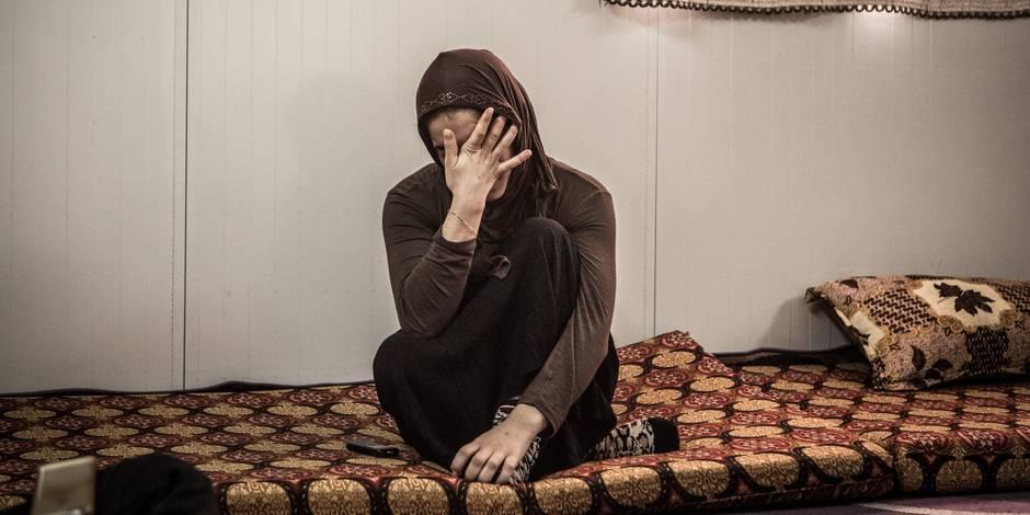 """""""La sixième nuit, j'ai été violée par tous les gardes. Salman a dit : 'Elle est à vous, maintenant'"""""""
