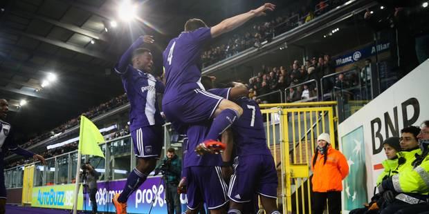 UEFA Youth League: Anderlecht sort le Barça - La Libre