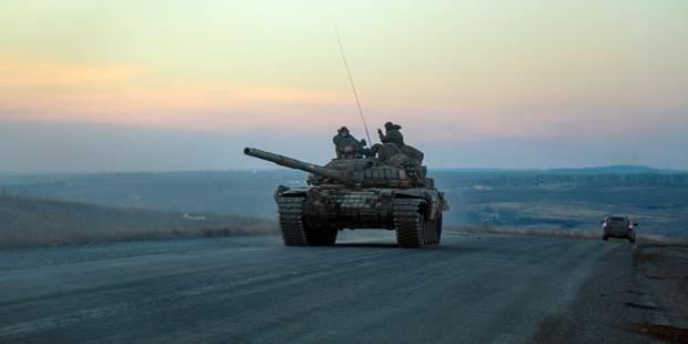 """Ukraine: Amnesty dénonce des """"atteintes au droit de la guerre dans les 2 camps"""" - La Libre"""