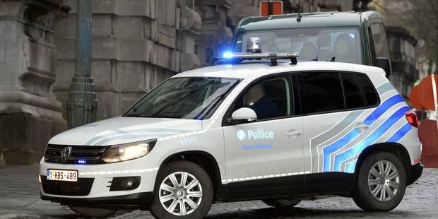Le FAST a appréhendé 316 criminels en fuite en 2014 - La Libre