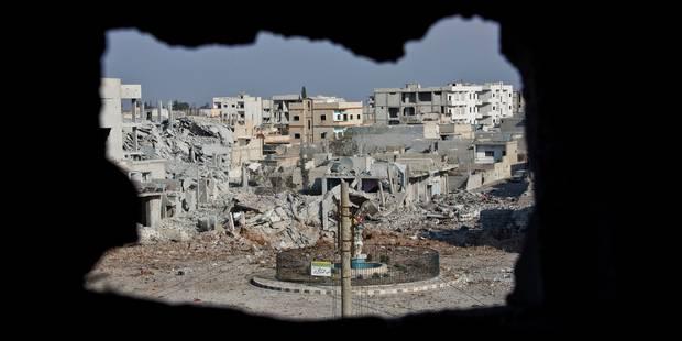 Syrie: raids de la coalition dans le secteur où ont été enlevés 200 chrétiens - La Libre