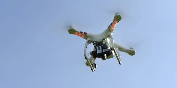 Faut-il avoir peur des drones? Oui, mais pour les bonnes raisons - La Libre
