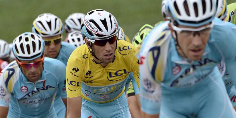 Nibali sera-t-il privé de Tour de France?