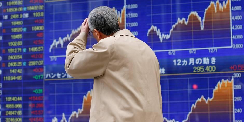 Revue boursière: beaux résultats, risque accru - La Libre