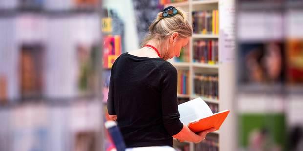 Un prix récompense les jeunes auteurs à la Foire du livre - La Libre