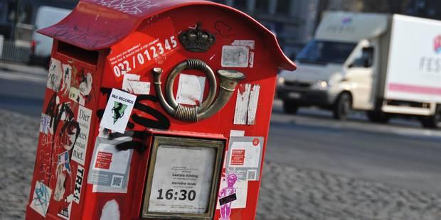 Le braqueur du bureau de poste est devenu facteur la libre - Bureau de poste belgique ...