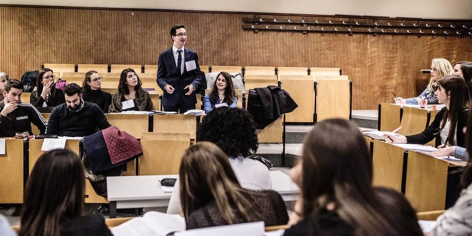 Les universités intensifient les cours interactifs - La Libre
