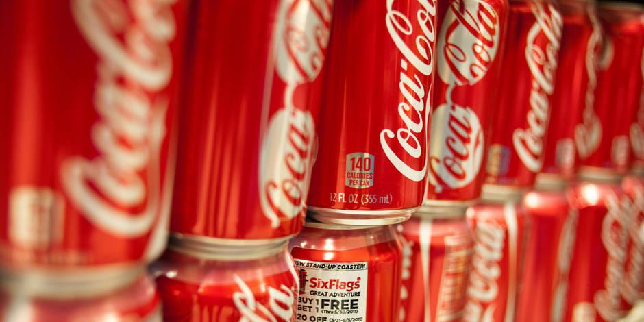 Coca Cola fait sa révolution: une marque dominante mais qui n'est pas à l'abri... - La Libre