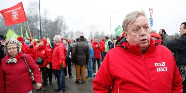 La Centrale générale-FGTB dépose à son tour un préavis de grève - La Libre