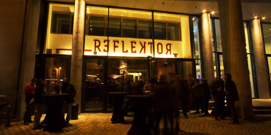 Le Reflektor, nouveau maillon du réseau rock - La Libre