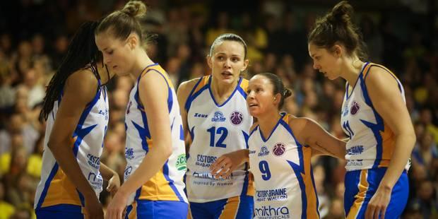 Castors club coupe d 39 europe omnisports - Coupe d europe de basket feminin ...