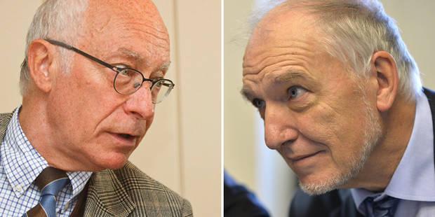 Conflit à la tête de la SNCB : Cornu et Fontinoy déplorent la publication de courriers internes salés - La Libre