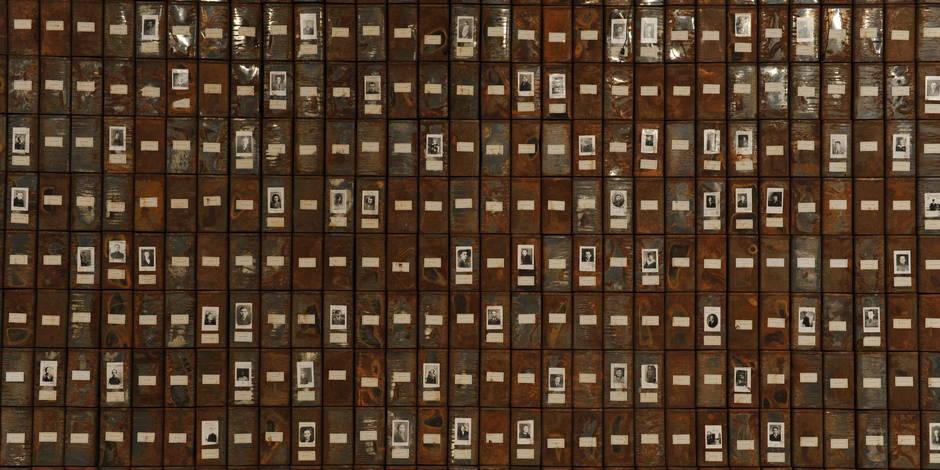 Vernissage exposition Christian Boltanski - La Libre