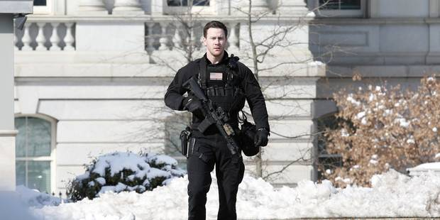 USA: la Maison Blanche fermée à la presse après une détonation (photos et vidéo) - La Libre