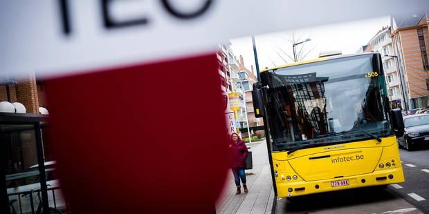Liège: trois mineurs interpellés après une violente agression sur des agents du TEC - La Libre