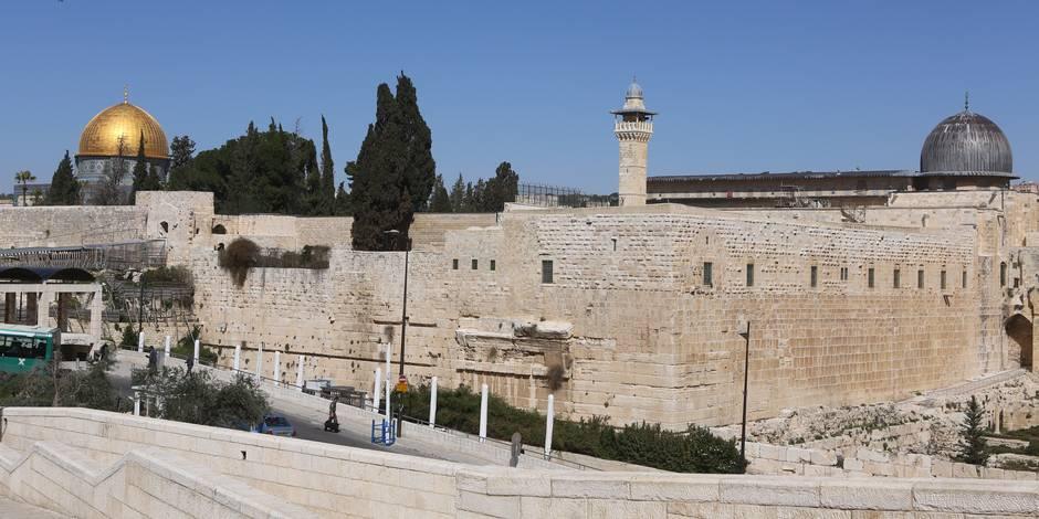 Israël démolit des abris financés par l'UE près de Jérusalem-Est
