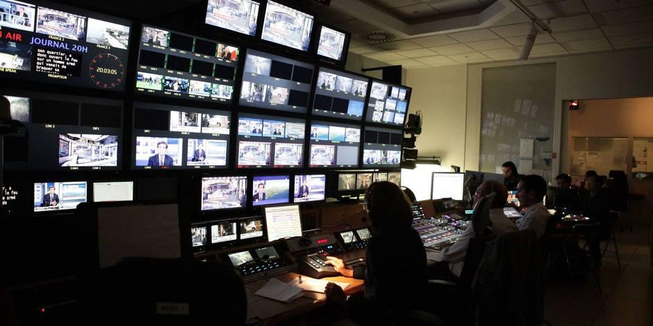 Mais que se passe-t-il aux JT de France Télévisions?