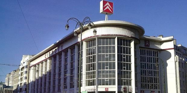 Le musée d'Art moderne au Citroën - La Libre