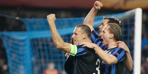Europa League: Bruges fait un petit pas vers les quarts en battant Besiktas (2-1) - La Libre