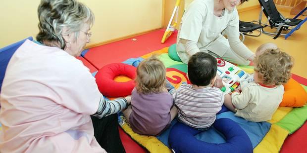Envol chaotique de la petite enfance à Mons - La Libre
