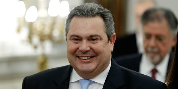 """""""Grexit"""": un ministre grec met en garde contre un """"effet domino"""" - La Libre"""