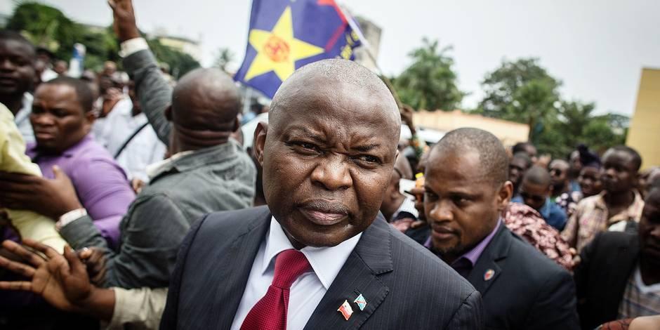 Congo-Kinshasa : pour Vital Kamerhe, il faut des sanctions contre le régime - La Libre